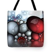 The Egg Family Tote Bag
