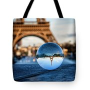 The Eiffeltower Tote Bag