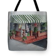 The El Camino Grill Tote Bag