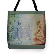 The Elementals Tote Bag
