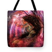 The Elements Wind Tote Bag