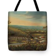The Eli Whitney Gun Factory Tote Bag
