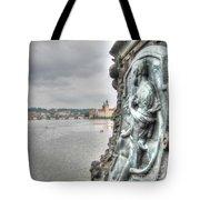 the embankment Praha Tote Bag