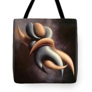 The Embrace Tote Bag