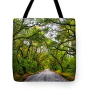 The Emerald Forrest Tote Bag