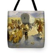 The Emigrants Tote Bag
