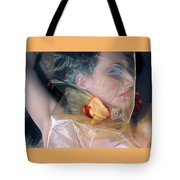 The Emotional Snag - Self Portrait Tote Bag