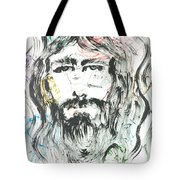 The Emotions Of Jesus Tote Bag