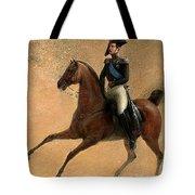 The Emperor Nikolai I Of Russia Tote Bag