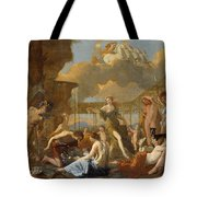 The Empire Of Flora Tote Bag