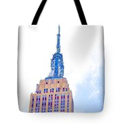 The Empire State Building 1 Tote Bag