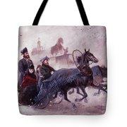 The Empress Maria Fjodorovna Tote Bag