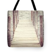 The Empty Dock Tote Bag