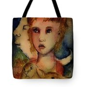 The Empty Man Tote Bag