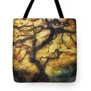The Empty Tree Tote Bag