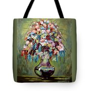 The Empty Vase Tote Bag