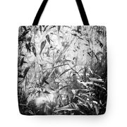 The Enchanted Greenhouse Tote Bag