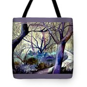 The Enchanted Path Tote Bag