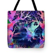 The Enchanted Wood Tote Bag