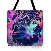The Enchanted Wood Tote Bag