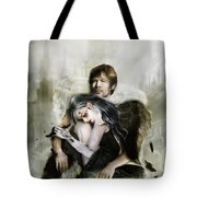 The End Is Nigh Tote Bag by Mary Hood