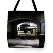 The End Of Excitement Tote Bag by Douglas Barnard