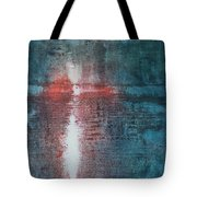 The End Of Life The Beginning Of Life Tote Bag