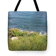 The End Of Long Island Tote Bag