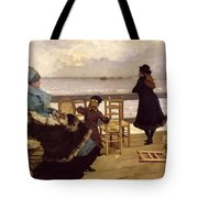 The End Of October Tote Bag