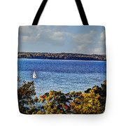 The End Of Summer Tote Bag