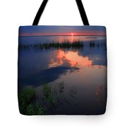 The End Of The Day Tote Bag
