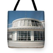 The End Of The Pier Tote Bag
