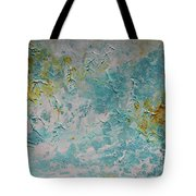 The End Of The Summertime Tote Bag
