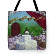 The Endless Deliciousness Of Life Amazes Me Tote Bag