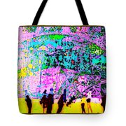 The Energy Field Of The Human Psyche Tote Bag