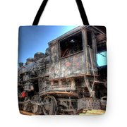 The Engine #3 Tote Bag