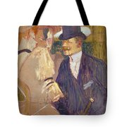 The Englishman  Tote Bag