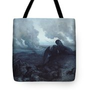The Enigma Tote Bag by Gustave Dore