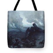 The Enigma Tote Bag