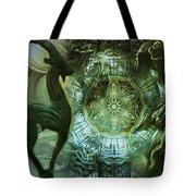 The Enigma Of Capricorn  Tote Bag