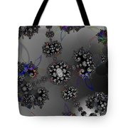 The Enigma Of Constancy Tote Bag by Peter R Nicholls