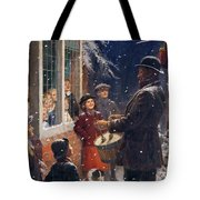 The Entertainer  Tote Bag by Percy Tarrant