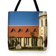 The Episcopal Church Of Fernandina Beach Tote Bag