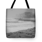 The Eroded Coast Tote Bag