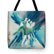 The Escalator Tote Bag by Gregory Dallum