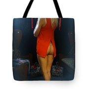 The Essence Of Charlotte Tote Bag