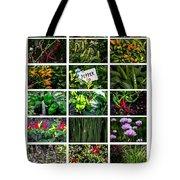 The Essential Thai Garden II Tote Bag
