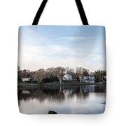 The Essex Connecticut Cove Tote Bag