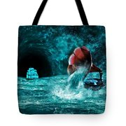 The Eternal Ballad Of The Sea Tote Bag