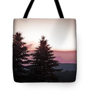 The Evening Before Tote Bag